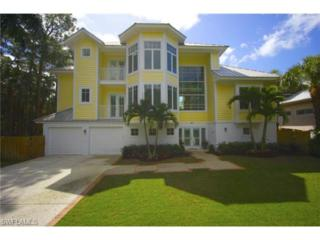 794  Pan Am Ave  , Naples, FL 34110 (MLS #215015437) :: RE/MAX Realty Team