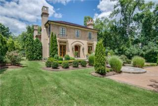 703  Belle Meade Blvd  , Nashville, TN 37205 (MLS #1560785) :: KW Armstrong Real Estate Group