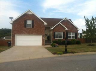 1241  Fossil Dr  , Clarksville, TN 37040 (MLS #1563775) :: KW Armstrong Real Estate Group