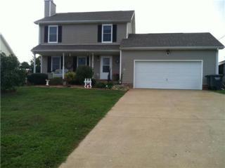 3724  Heather Dr  , Clarksville, TN 37040 (MLS #1574912) :: Exit Realty Clarksville