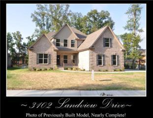3102  Landview Drive - Lot 99  , Murfreesboro, TN 37128 (MLS #1584686) :: EXIT Realty Bob Lamb & Associates