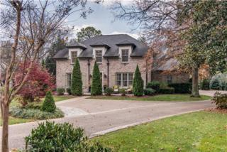 3917  Trimble Rd  , Nashville, TN 37205 (MLS #1591037) :: KW Armstrong Real Estate Group