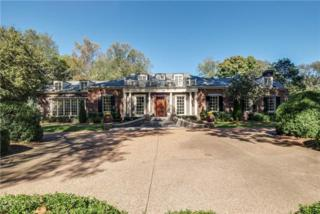 4414  Tyne Blvd  , Nashville, TN 37215 (MLS #1591417) :: KW Armstrong Real Estate Group
