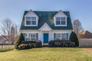 2843  Scoville Ln  , Spring Hill, TN 37174 (MLS #1603314) :: KW Armstrong Real Estate Group