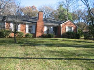 600  Lynnwood Blvd  , Nashville, TN 37205 (MLS #1625270) :: KW Armstrong Real Estate Group