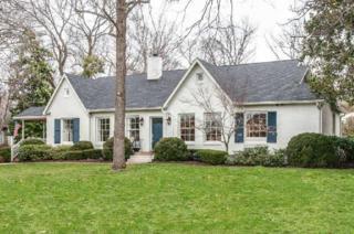 4422  Forsythe Pl  , Nashville, TN 37205 (MLS #1625542) :: KW Armstrong Real Estate Group