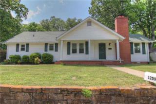 1209  Grantland Ave  , Murfreesboro, TN 37129 (MLS #1631804) :: EXIT Realty Bob Lamb & Associates