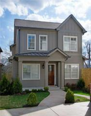 2917  W Linden Ave  , Nashville, TN 37212 (MLS #1615483) :: KW Armstrong Real Estate Group
