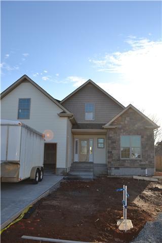 112  Verisa Drive (Lt#3)  , Clarksville, TN 37043 (MLS #1592485) :: Exit Realty Clarksville