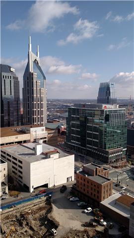 555  Church St Apt 2201  2201, Nashville, TN 37219 (MLS #1596862) :: KW Armstrong Real Estate Group