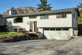 1112  Wedgewood Ave  , Wenatchee, WA 98801 (MLS #706713) :: Nick McLean Real Estate Group
