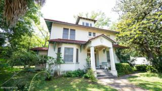 2736  College St  , Jacksonville, FL 32205 (MLS #724616) :: Exit Real Estate Gallery