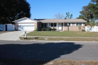 7  Canterbury Ct  , Orange Park, FL 32065 (MLS #748925) :: EXIT Real Estate Gallery