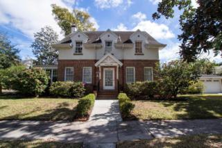 1408  Belvedere Ave  , Jacksonville, FL 32205 (MLS #760032) :: EXIT Real Estate Gallery