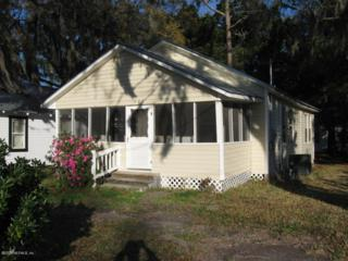 502 N St. Clair St  , Starke, FL 32091 (MLS #451609) :: EXIT Real Estate Gallery