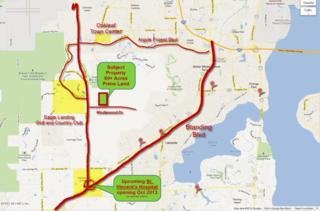0  Kindlewood  , Middleburg, FL 32068 (MLS #615161) :: Exit Real Estate Gallery