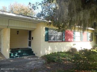 1115  Pratt St  , Starke, FL 32091 (MLS #701218) :: Exit Real Estate Gallery