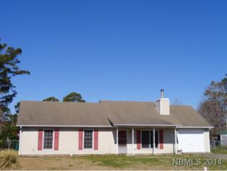 285  Mccotter Boulevard  , Havelock, NC 28532 (MLS #93785) :: First Carolina, REALTORS®