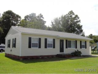 2800  Easy Street  , Newport, NC 28570 (MLS #95359) :: First Carolina, REALTORS®