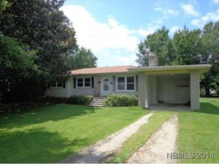 223  Elizabeth Circle  , Havelock, NC 28532 (MLS #95813) :: First Carolina, REALTORS®