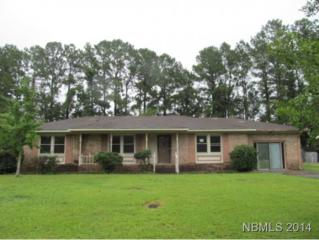 1032  Plymouth Drive  , New Bern, NC 28562 (MLS #96173) :: First Carolina, REALTORS®