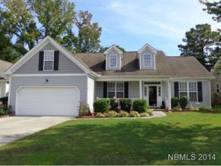 142  Meadowview Drive  , New Bern, NC 28562 (MLS #96591) :: First Carolina, REALTORS®