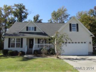102  Fern Court  , New Bern, NC 28562 (MLS #96718) :: First Carolina, REALTORS®