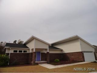 114  Apple Drive  , Havelock, NC 28532 (MLS #96924) :: First Carolina, REALTORS®