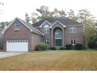 2417  Turtle Bay Dr  , New Bern, NC 28562 (MLS #96974) :: First Carolina, REALTORS®