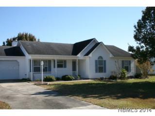 115  Leslie Lane  , Havelock, NC 28532 (MLS #97030) :: First Carolina, REALTORS®