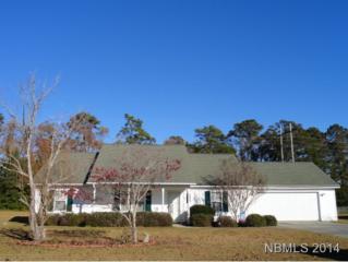 1657  New Bern Street  , Newport, NC 28570 (MLS #97056) :: First Carolina, REALTORS®