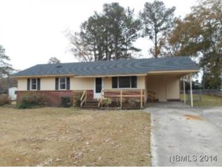 102  Crystal Lake Drive  , Havelock, NC 28532 (MLS #97176) :: First Carolina, REALTORS®