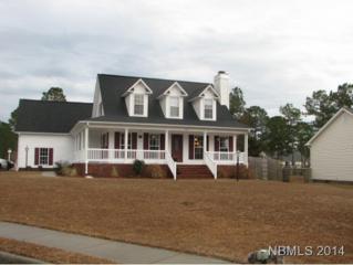 301  Fishing Creek Dr  , New Bern, NC 28562 (MLS #97212) :: First Carolina, REALTORS®
