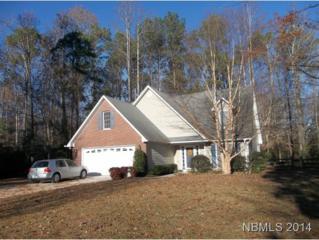 103  Woodcrest Circle  , New Bern, NC 28560 (MLS #97261) :: First Carolina, REALTORS®