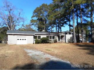 106  Randomwood Lane  , New Bern, NC 28562 (MLS #97289) :: First Carolina, REALTORS®
