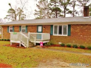 210  Dogwood Street  , Havelock, NC 28532 (MLS #97336) :: First Carolina, REALTORS®