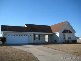 1107  Litewood Ct  , Havelock, NC 28532 (MLS #97506) :: First Carolina, REALTORS®