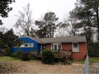 605  Jarman  , Jacksonville, NC 28540 (MLS #97531) :: First Carolina, REALTORS®