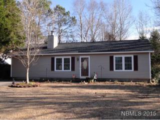 223  Timber Dr  , Havelock, NC 28532 (MLS #97616) :: First Carolina, REALTORS®