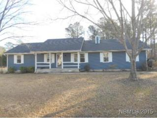 101  Dane Court  , Havelock, NC 28532 (MLS #97626) :: First Carolina, REALTORS®