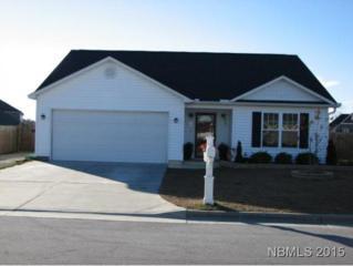 2918  Weathersby Dr.  , New Bern, NC 28562 (MLS #97638) :: First Carolina, REALTORS®