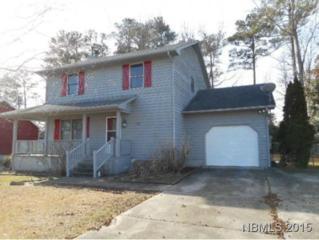 118  Manchester Road  , Havelock, NC 28532 (MLS #97651) :: First Carolina, REALTORS®