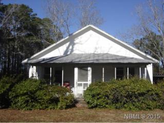 4568  Lowland Rd  , Lowland, NC 28552 (MLS #97725) :: First Carolina, REALTORS®