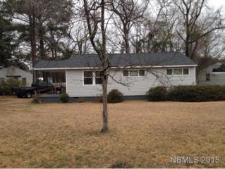1000  Simmons St  , New Bern, NC 28562 (MLS #97727) :: First Carolina, REALTORS®