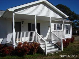 501  Academy St  , Oriental, NC 28571 (MLS #97741) :: First Carolina, REALTORS®