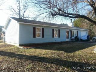 101  Cindy Lane  , Havelock, NC 28532 (MLS #98048) :: First Carolina, REALTORS®