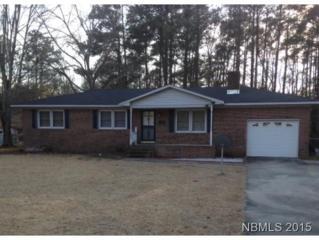 123  Oakwood Dr  , Havelock, NC 28532 (MLS #98120) :: First Carolina, REALTORS®