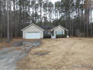 205  Antebellum Dr  , Havelock, NC 28532 (MLS #98136) :: First Carolina, REALTORS®
