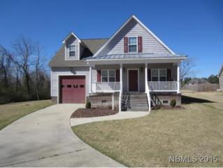 224  Pecan Grove Court  , New Bern, NC 28562 (MLS #98464) :: First Carolina, REALTORS®