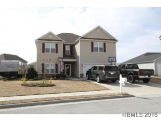 2822  Walter Drive  , New Bern, NC 28562 (MLS #98500) :: First Carolina, REALTORS®